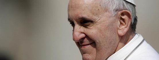 """""""Dio amore"""". La prima messa 2015 del Papa a Santa Marta."""